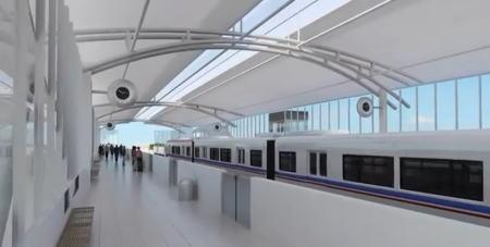 パナマメトロ3号線(モノレール)...